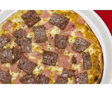 CALENTITA BURGUER. Pizza Exclusiva.