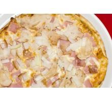 CALENTITA DE POLLO. Pizza Exclusiva.