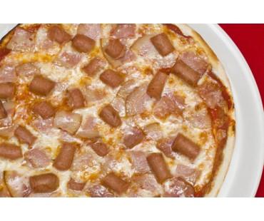 CALENTITA PERRITA. Pizza Exclusiva.