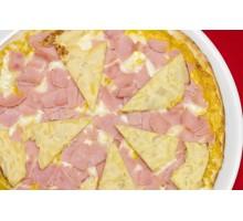 CALENTITA RUSTICA. Pizza Exclusiva.