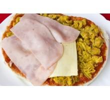 SALSERO DE POLLO. Pollo en Salsa, Tomate Frito, York y Queso.